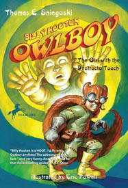 Owlboy The Girl with the Destructo Touch
