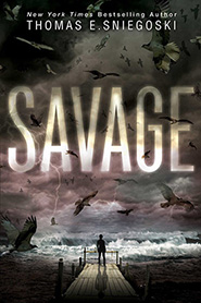 Savage by Thomas E. Sniegoski