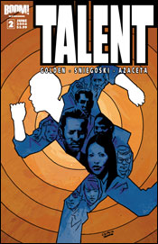 Talent by Christopher Golden and Tom Sniegoski